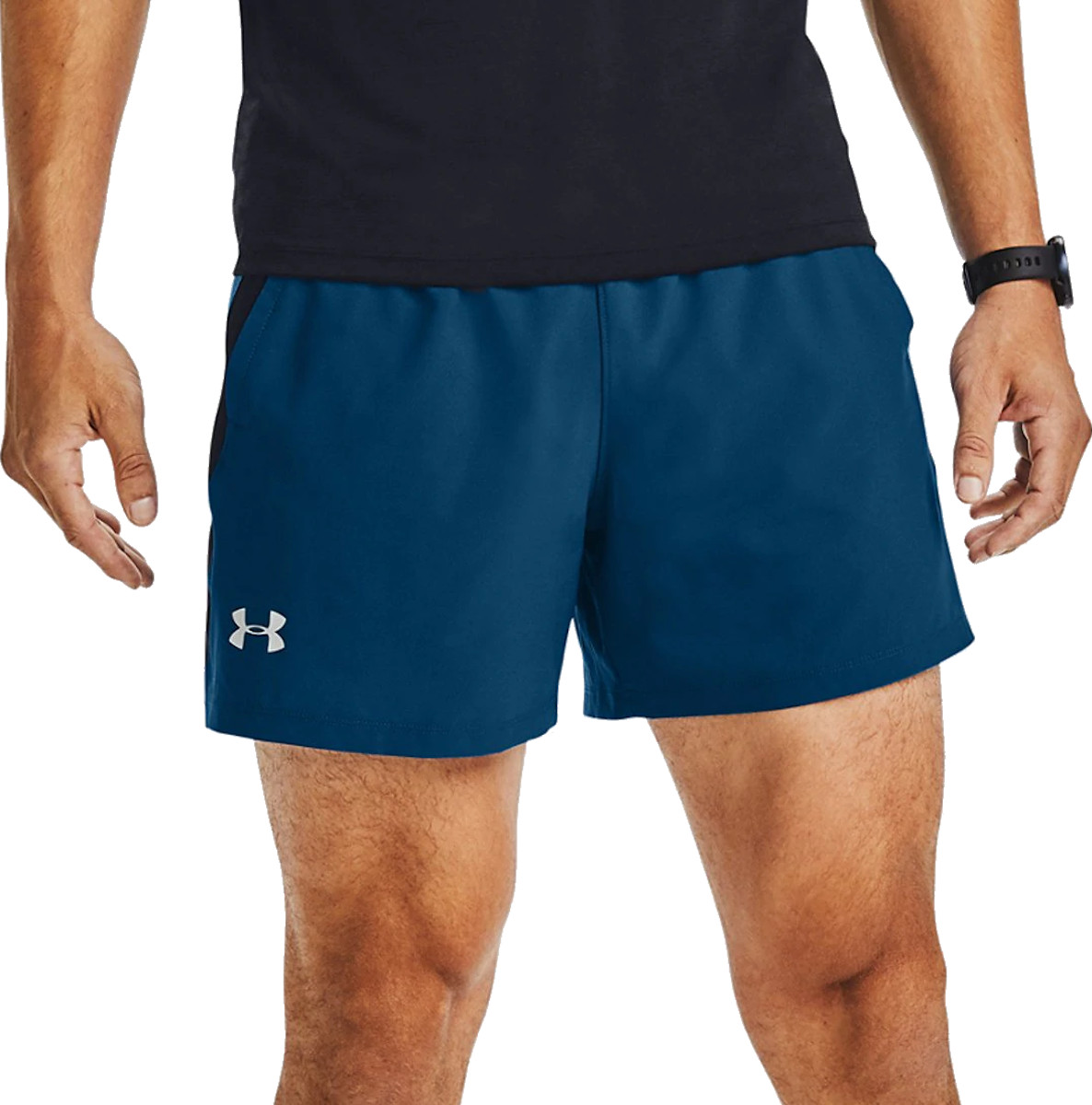 Under Armour UA LAUNCH SW 5'' SHORT Rövidnadrág