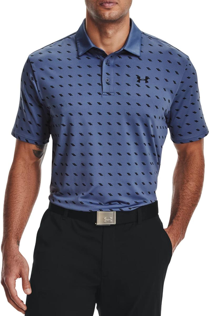 Under Armour UA Playoff Polo 2.0-BLU Póló ingek