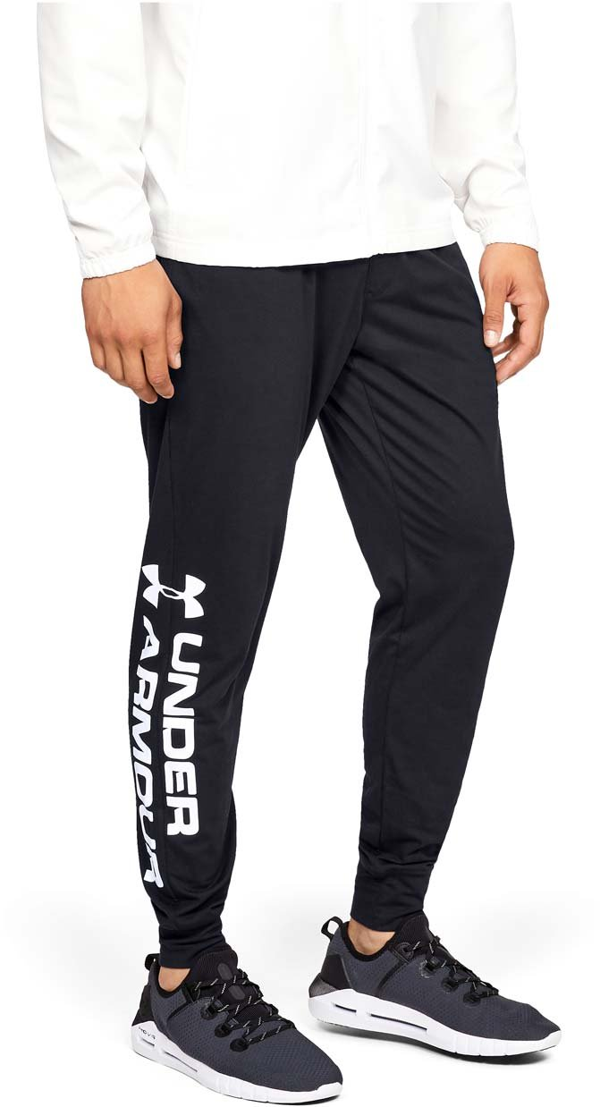 Under Armour SPORTSTYLE COTTON GRAPHIC JOGGER Nadrágok