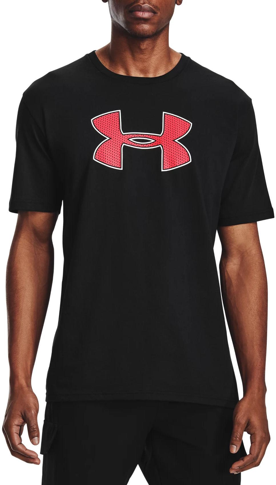 Under Armour UA BIG LOGO SS Rövid ujjú póló