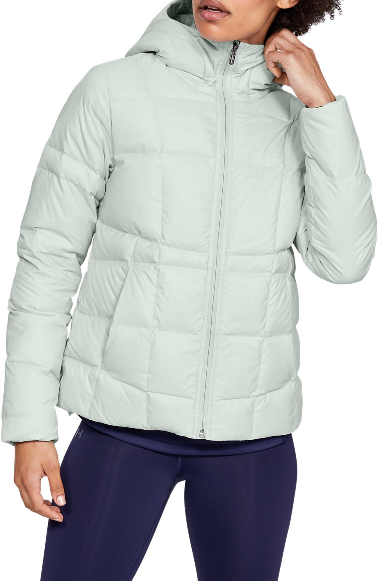 Under Armour UA Armour Down Hooded Jkt Kapucnis kabát