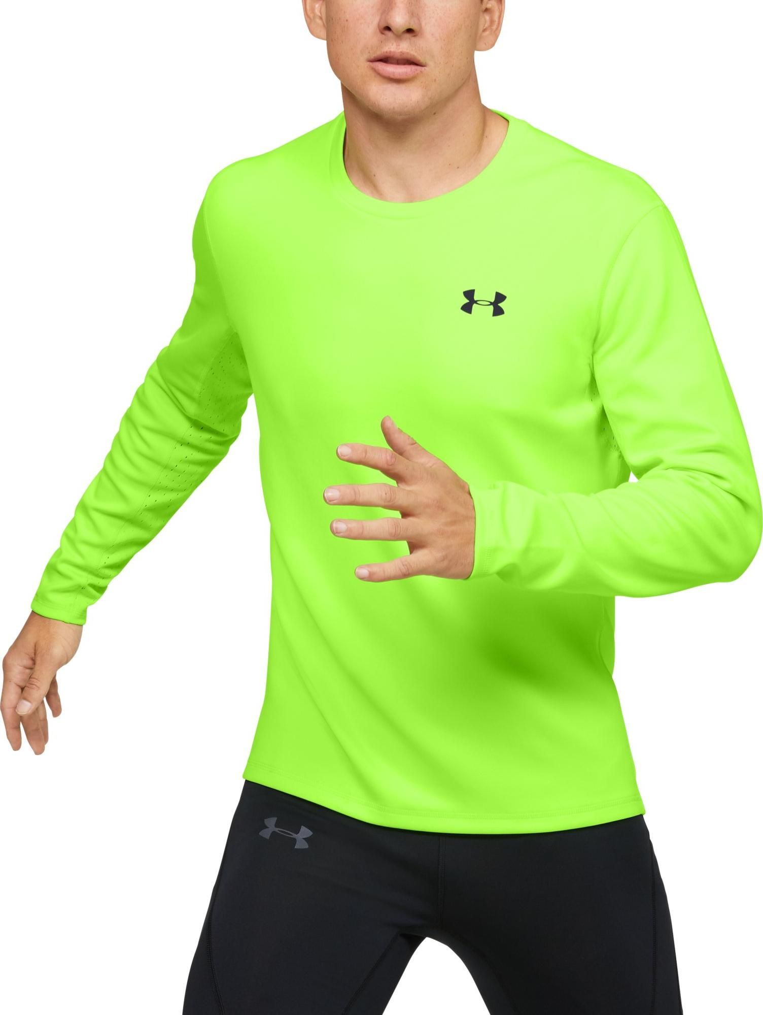 Under Armour UA QUALIFIER COLDGEAR LS Hosszú ujjú póló
