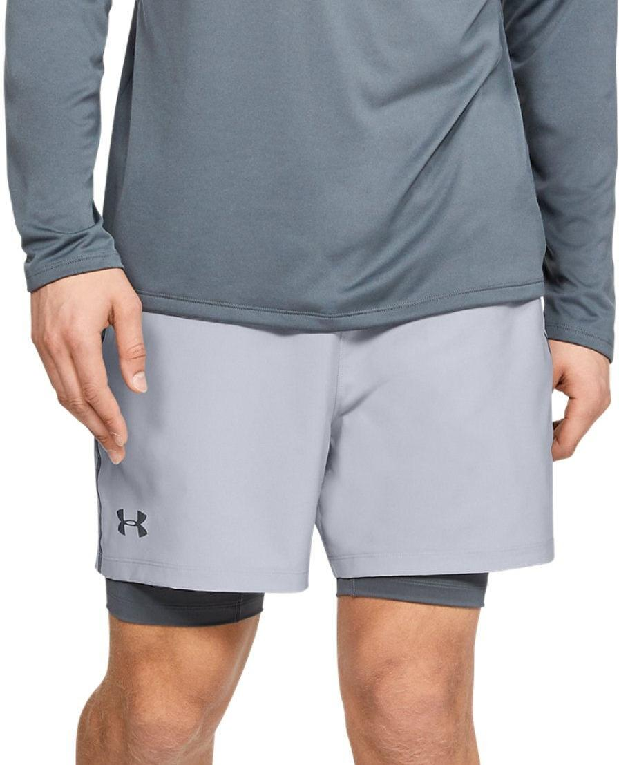 Under Armour Qualifier 2-in-1 Short Rövidnadrág