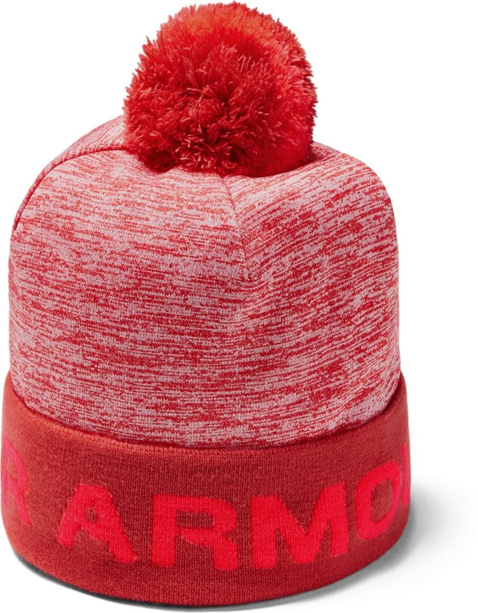 Under Armour Boy's Gametime Pom Beanie Sapka